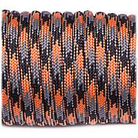 ПаракордType III 550, orange blaze camo #158