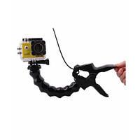 Крепление-челюсти для экшн-камер SJcam Jaws Flex Clamp