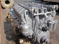 Двигатель ЯМЗ-240М2-1000186 (360л.с)