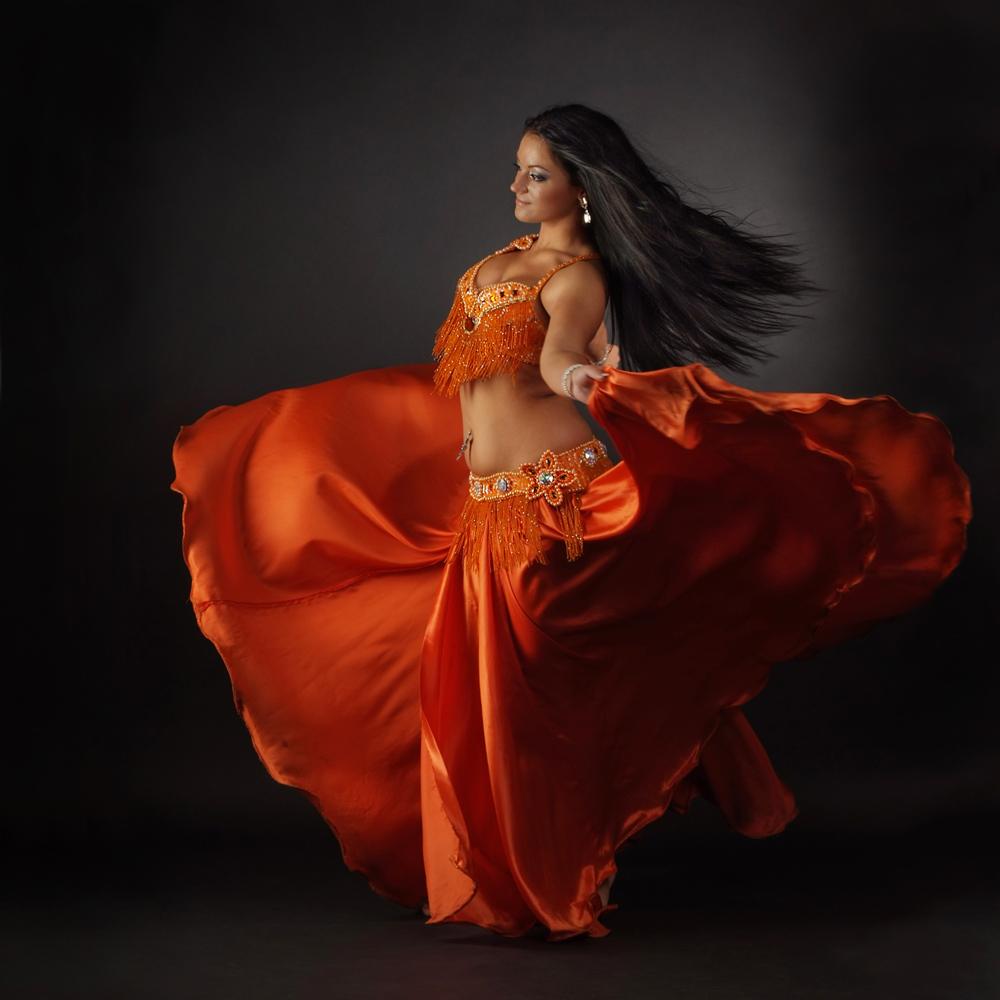 Восточные танцы. Танец на заказ