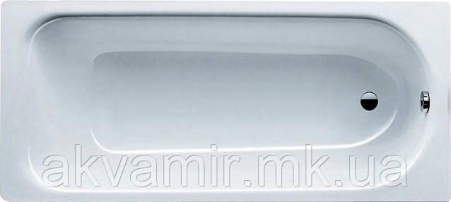 Ванна Kaldewei Eurowa сталева 160x70 см з ніжками