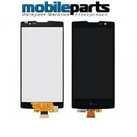 Оригинальный  дисплей (модуль) + сенсор (тачскрин) для LG H422   H440   Spirit (черный)