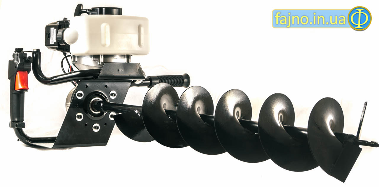 Бензиновый мотобур Iron Angel MD3353 (3,3 л.с., шнек 150 мм)