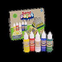 Sand Paint Deco.Базовый набор для декора.Краска для Kinetik sand.