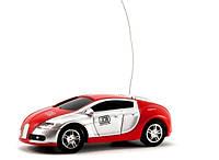 Машинка на радиоуправлении микро 1:67 GWT 2018 красная с белым (машинки на пульте управления)