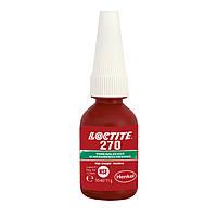 Резьбовой фиксатор высокой прочности Loctite 270  10 мл