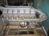 Двигатель ЯМЗ-240НМ2-1000186 (500л.с)