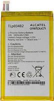 Аккумулятор для Alcatel One Touch Pop S9 7050, Hero 8020D, батарея TLp034B2