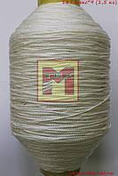 Нитка капроновая 1,4 кг рыболовная 187*9(2,2мм) крученая полиамидная