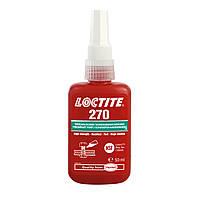 Резьбовой фиксатор высокой прочности Loctite 270  50 мл