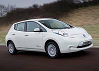 Защита двигателя для електромобиля Nissan Leaf