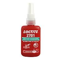Резьбовой фиксатор высокой прочности Loctite 2701 50 мл (модиф. 270)