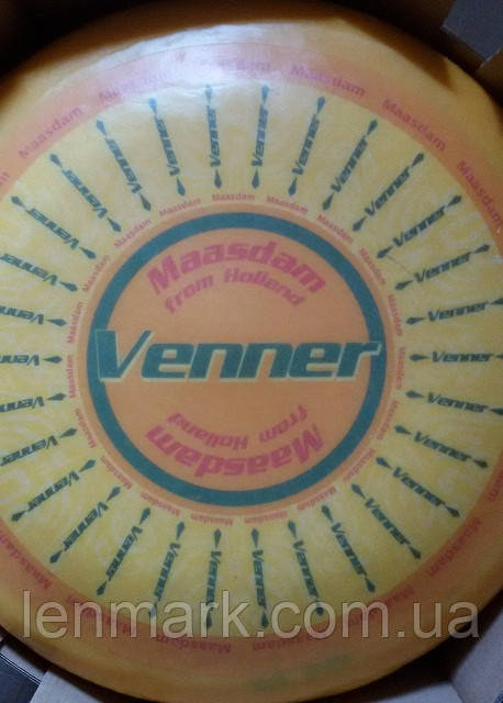 Сыр «VENNER» MAASDAM