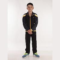 Подростковый черный спортивный костюм т.м. FORE пр-во Турция 12226