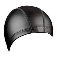 Шапочка для плавания ткань/PU BECO чёрный 7729 0