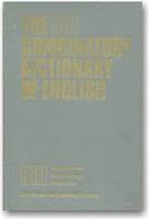 Комбинаторный словарь английского языка