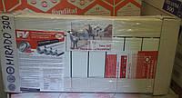 """Биметаллический радиатор для отопления """"Mirado"""" 96/300, фото 1"""