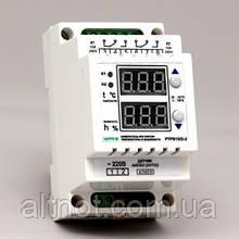 Контроллер температуры и влажности РТРВ-10/D2 двухканальный, двухпозиционный