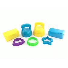 Творчество и рукоделие «Irwin Toy» (30008) набор для лепки «Skwooshi» со смешивателем цветов, фото 3