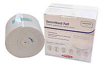 Войлок на клеящейся основе для изготовления разгрузок при язвах диабетической стопы 10см Х 200см, 4мм, фото 1