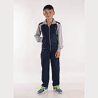 Подростковый спортивный костюм синий т.м. FORE пр-во Турция 2243