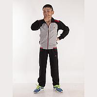 Подростковый спортивный костюм серый т.м. FORE пр-во Турция 12243