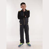 Подростковый спортивный костюм антрацит т.м. FORE пр-во Турция 2243 164