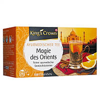 King's Crown  Ayurvedischer Tee Magie des Orients - Аюрведический чай магию Востока, 35 г, 20 шт