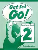 Get Set Go! 2 Teacher's Book