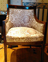 Перетяжка мягкого кресла,банкетки