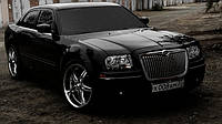 Автостекла для Крайслер 300с / Chrysler 300c (седан, комби, кабриолет, лимузин) (2005-2011)