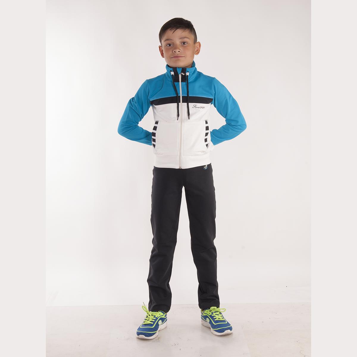 """Підлітковий спортивний костюм """"унісекс"""" т. м. FORE 2232"""
