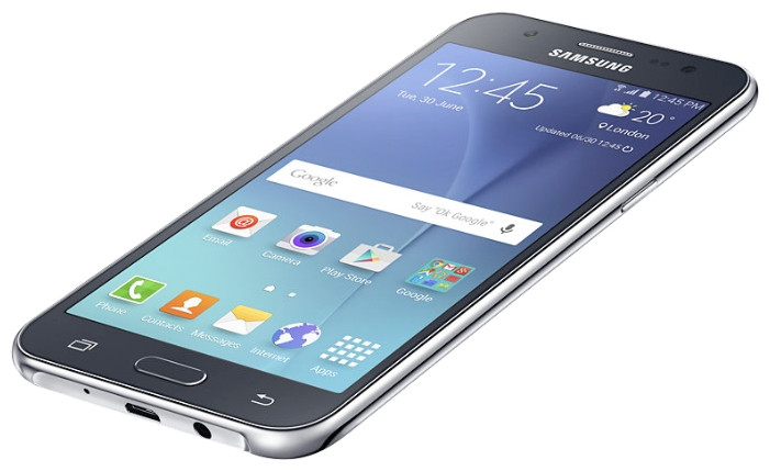 Смартфон Samsung Galaxy J5 (Black)