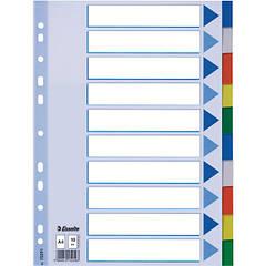 Пружины пластиковые для переплета 6 мм, белый