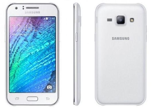 Смартфон Samsung Galaxy J5 (White)