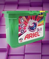 Капсулы для стирки ARIEL-KAP_COL