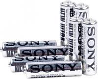 Батарейка SONY R-6 1,5 V AA