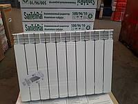 """Алюминиевый радиатор для отопления """"Santehrai"""""""