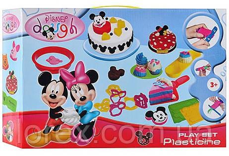 Набор для лепки из пластилина Disney Dough 9188 - Интернет-магазин Лорекс в Львове