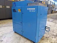 БУ винтовой компрессор 30 кВт, Boge SD 40-2, 2008г., Встроенный осушитель воздуха
