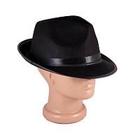 Гангстерская шляпа, фетровая
