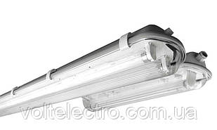 Світильник люмін. ЛПП 1х18 ІР 65 90002 з ЕПРА Optima