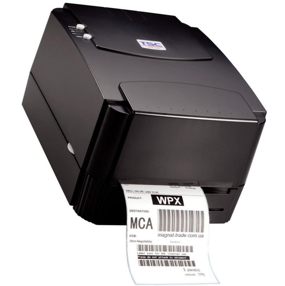 TSC TTP-244 термотрансферный принтер этикеток