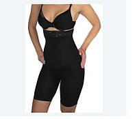 Шорты корректирующие с завышенной талией Slimming shorts, черный