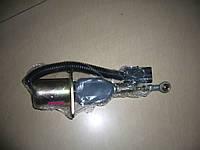 Соленоид глушилка двигателя к тракторам Case IH7110, IH7120, IH7130, IH7150 Cummins 6CTA8.3