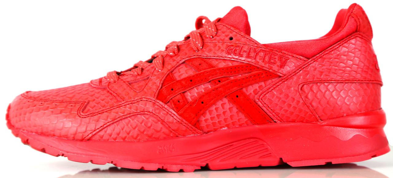 Мужские кроссовки Asics Gel Lyte V Red Mamba H51EK-2727, Асикс Гель Лайт 5
