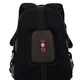 Тактический, военный рюкз SWISSGEAR. Мужские рюкзаки. Лучший выбор, фото 8