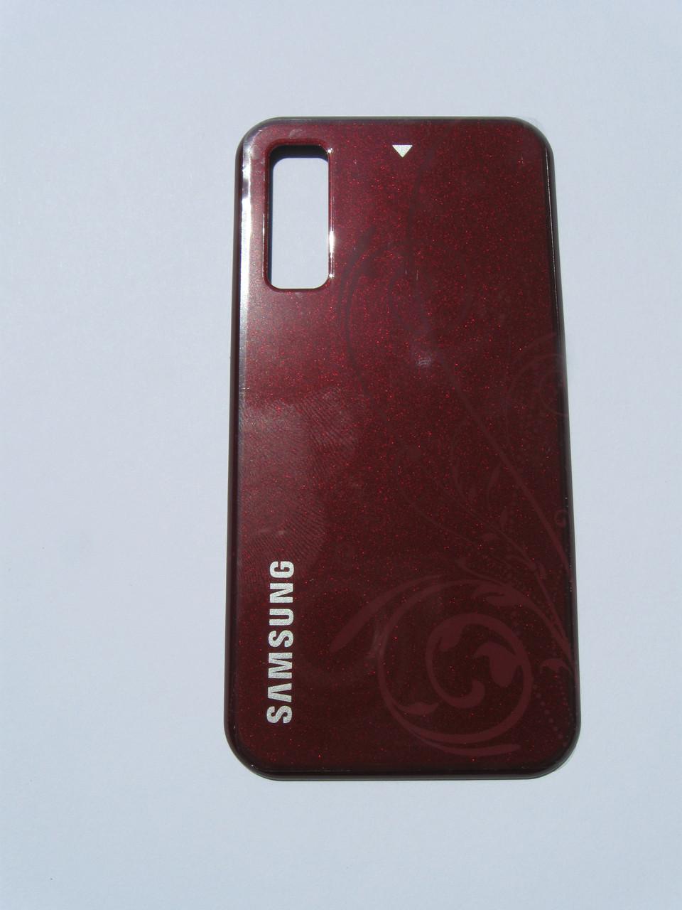 Крышка задняя Samsung GT-S5230, GH98-18117D