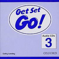 Get Set Go! 3 Audio CDs