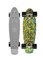 Скейт Penny Board Kamuflage Fish Sk-4445-1